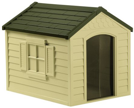 #2. Suncast DH250 Dog House