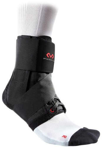 #9.McDavid 195 Deluxe Ankle Brace With Strap
