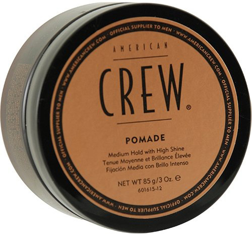 #1. American Crew Hair Stlying Pomade, 3 Ounce