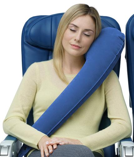#8. Travelrest - Ultimate Travel Pillow