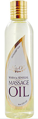 #1. naturiOli warm and sensual massage oil chosen by Cosmo with 100% natural botanical blend, Best Warming Massage Oil in 2019 Reviews