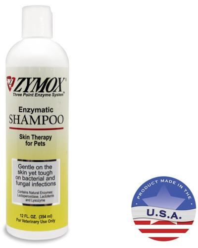 #8. Zymox Enzymatic Shampoo