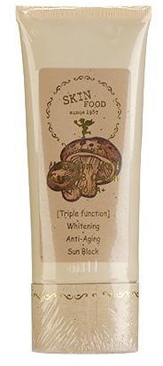 #5. Skinfood Mushroom Multi-Care BB Cream SPF20PA+