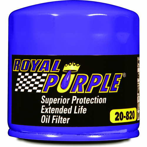 2. Royal Purple 20-820 Oil Filter