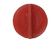#8.4155141 WhirlPool Trash Compactor On/Off Switch Knob (Red)