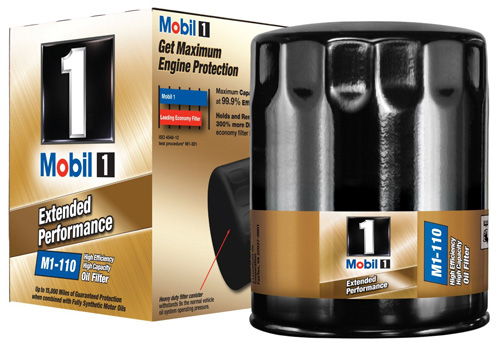 4. Mobil 1 M1-110 Extended Performance Oil Filter