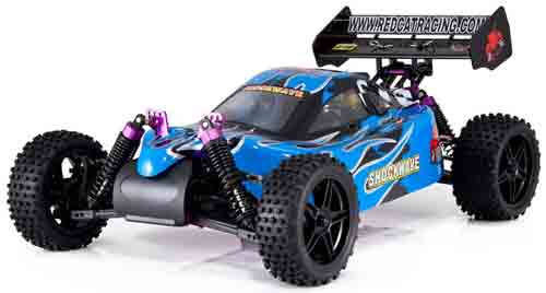 #4. Redcat Racing Shockwave Nitro Buggy