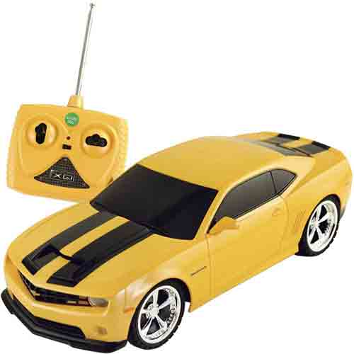#8. 1/18 Scale 2011 Chevrolet Camaro RS SS