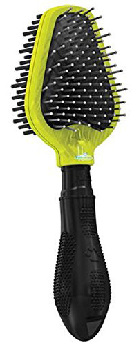 #4. FURminator Dog Dual Brush, Large