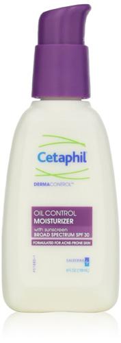 #5. Cetaphil Dermacontrol Moisturizer SPF 30, 4 Fluid Ounce