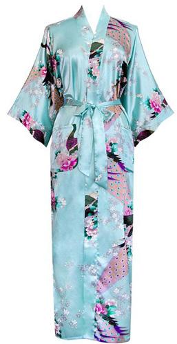 #5. Old Shanghai Women's Kimono Robe