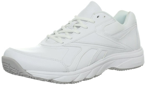 #4. Reebok Men's Work N Cushion Walking Shoe