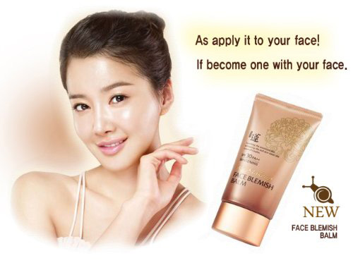 #6. Best Korean BB No Makeup Face Blemish Balm Whitening Cream SPF 30 PA++ 50 Ml.