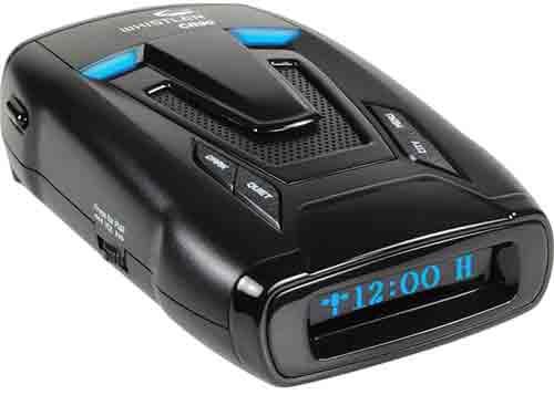 #7. Whistler Cr90 Laser Radar Detector