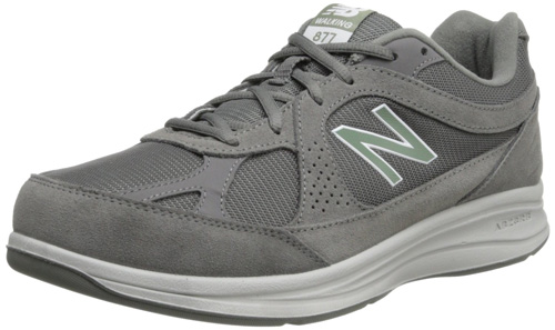 #13. New Balance Men's MW877 Walking Shoe