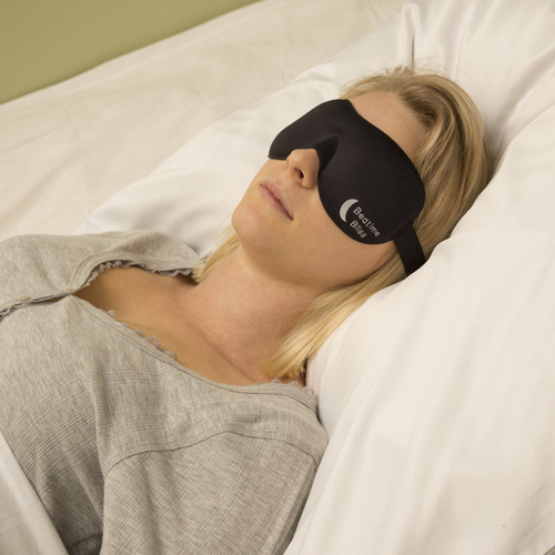 #2. Bedtime Bliss® Contoured & Comfortable Sleep Mask & Moldex® Ear Plugs. Includes Carry Pouch for Eye