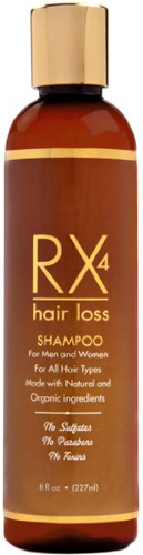 #3. RX4 Hair Loss Shampoo