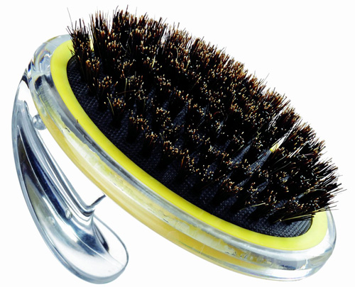 #8. Conair PRODogs Pet-It Boar Bristle Brush for Dogs