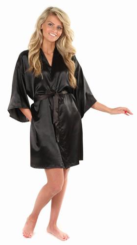 #2. VEAMI Women's Kimono Robe
