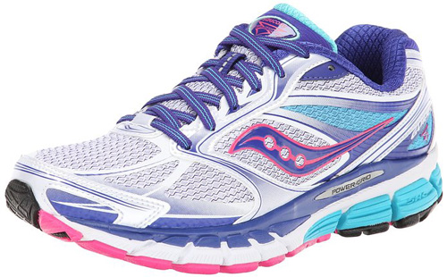 #3. Saucony Women's Guide Running Shoe