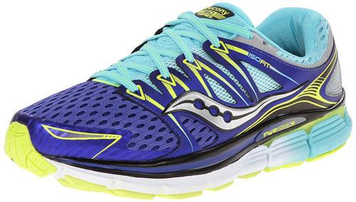 #2. Saucony Women's Triumph running shoe