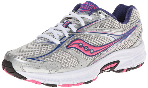 #7. Saucony Women's Running Shoe