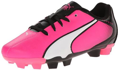 #6. PUMA Adreno Firm Ground JR Soccer Shoe