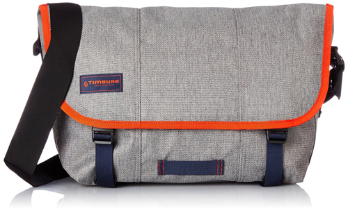 #9. Classic Messenger Bag