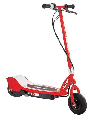 #10. Razor E200 Electric Scooter