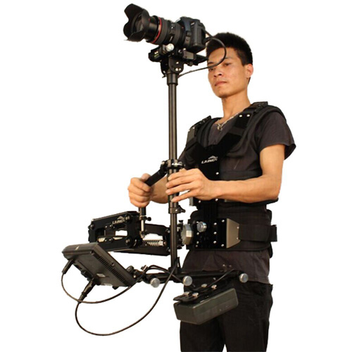 #14. Laing 2020 New M30P / with 1-15kg B7 Stabilizer and X15 Vest Arm for Video Camera Dslr Support Monitor & Battery