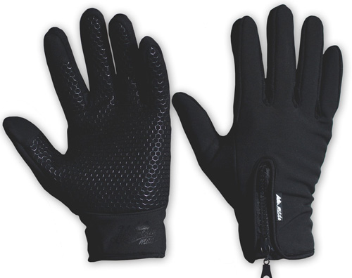 #3.Mountain Made Cold Weather Gloves for Men and Women