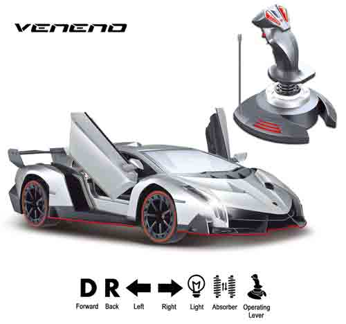 #6. Holy Stone 2962A Lamborghini Veneno 1/14 Scale