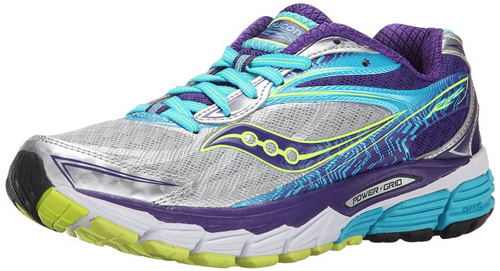 #10. Saucony Women's Ride 8 Running Shoe