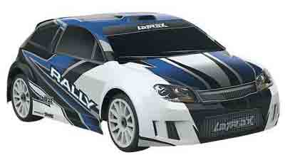 #9. Traxxas LaTrax Rally 4WD Rally Car