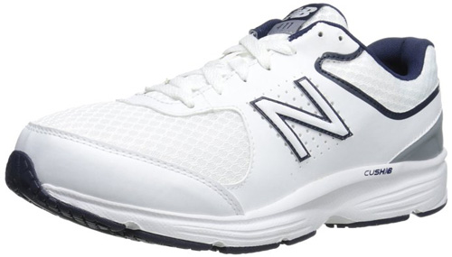 #6. New Balance Men's MW411BK2 Walking Shoe