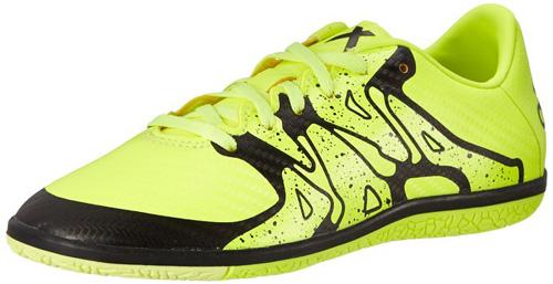 #7. Adidas Performance X 15.3 Indoor Soccer Shoe