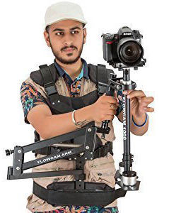 #7. Flowcam 1000 Camera Stabilization System with Flowcam ARM & Vest