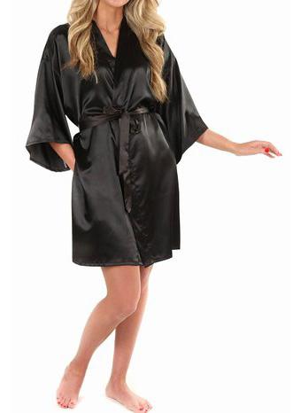 #4. LAPAYA Women's Kimono Robe