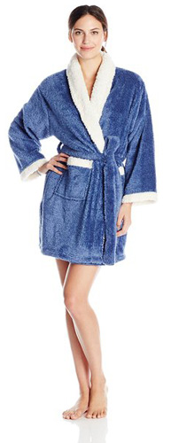 #10. Tommy Hilfiger Women's Plush Robe
