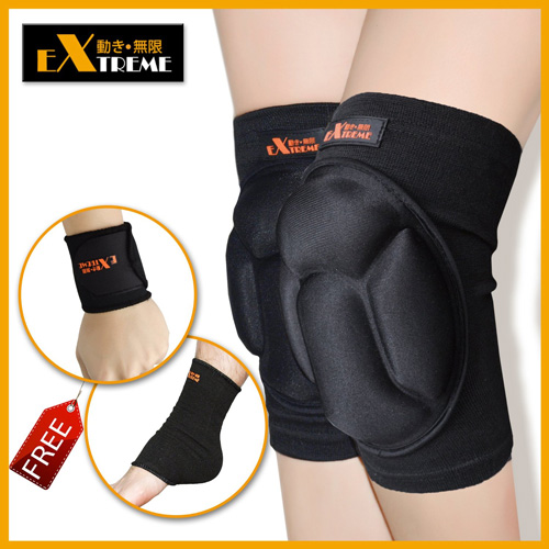 #19. Superior Protective Volleyball Knee Pads