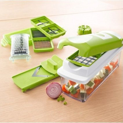 #8. Cool-Shop Nicer Dicer Multipurpose Chopper