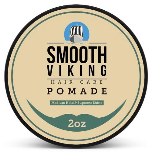 #11. Smooth Viking's Medium Hold Hair Pomade