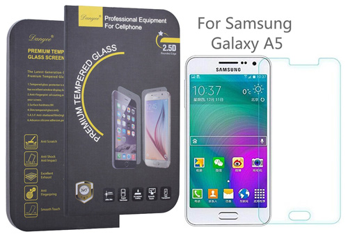 #3. Galaxy A5 Screen Protector Samsung Galaxy A5