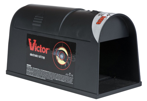 #1. Victor Electronic Rat Trap M240