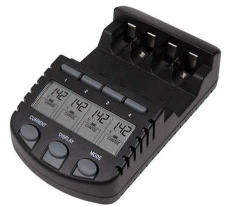 #5. La Crosse Technology-BC 700 Alpha Power Battery Charger