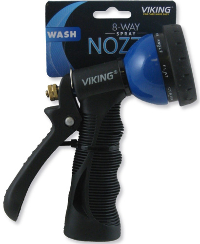 #3. Viking 8-Way Heavy Duty Spray Nozzle