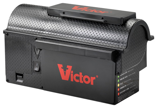 #4 Victor Multi-Kill Electronic Mouse Trap M260