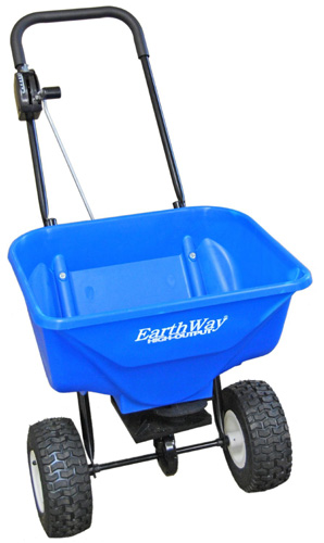 #5. Earthway High Output Snow and Ice Melt Spreader