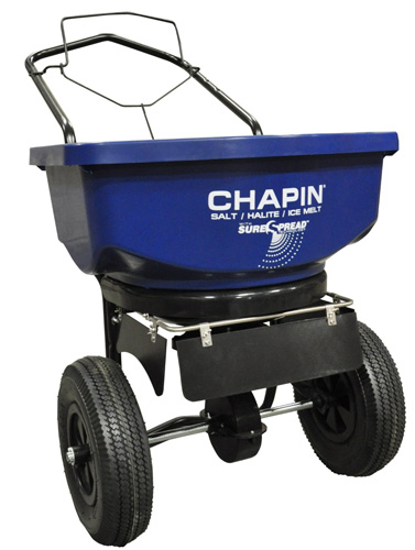 #4. Chapin Pound Salt and Ice Melt Spreader