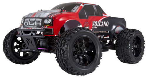 #4. Redcat Racing Electric Volcano EPX Truck